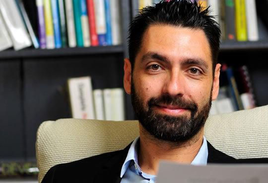 Βαγγέλης Βερτόπουλος, Ψυχολόγος MSc
